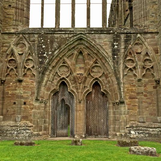 West Front Doors
