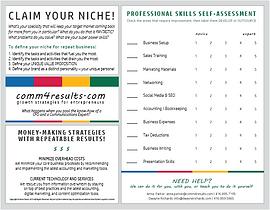 Professional Skills Self-Assessment