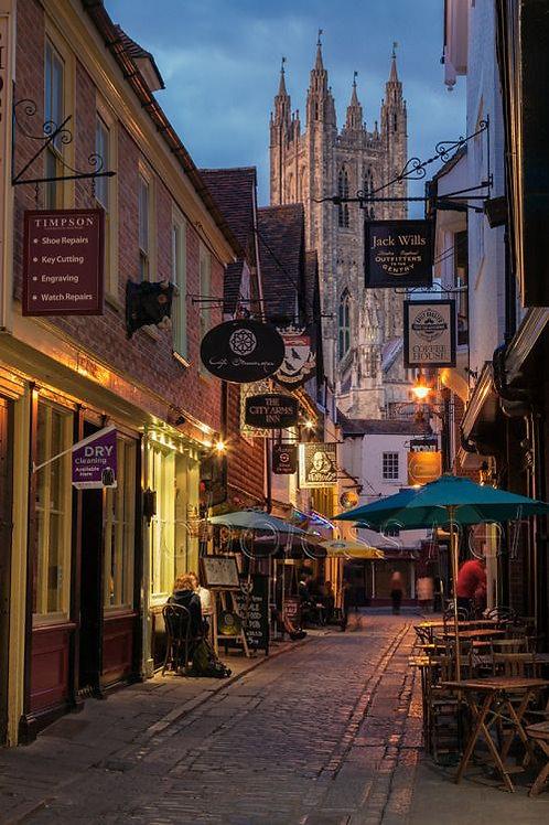 Canterbury Sozo