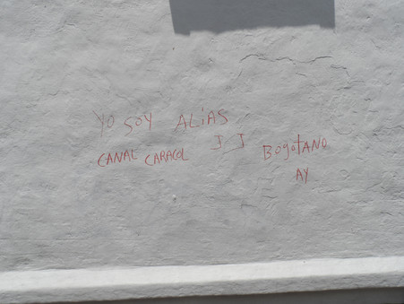 Yo soy alias J.J. bogotano ay Canal Caracol