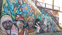 La Paz: pintadas y diversidad