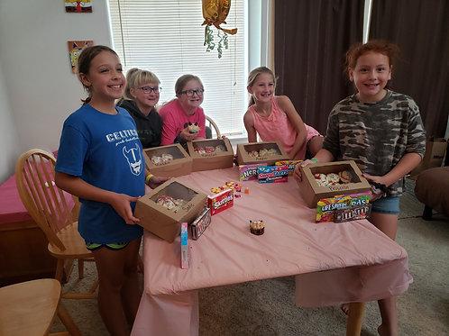 Cupcake Birthday Party