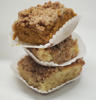 Fall Flavors: Coffee Cakes
