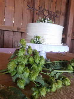 Hops Wedding