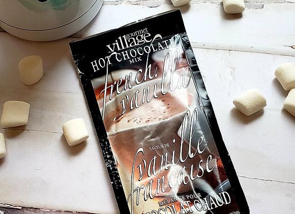Chocolat chaud vanille française