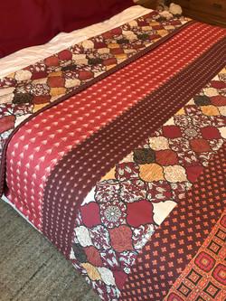 Bespoke Patchwork Duvet Cover Set
