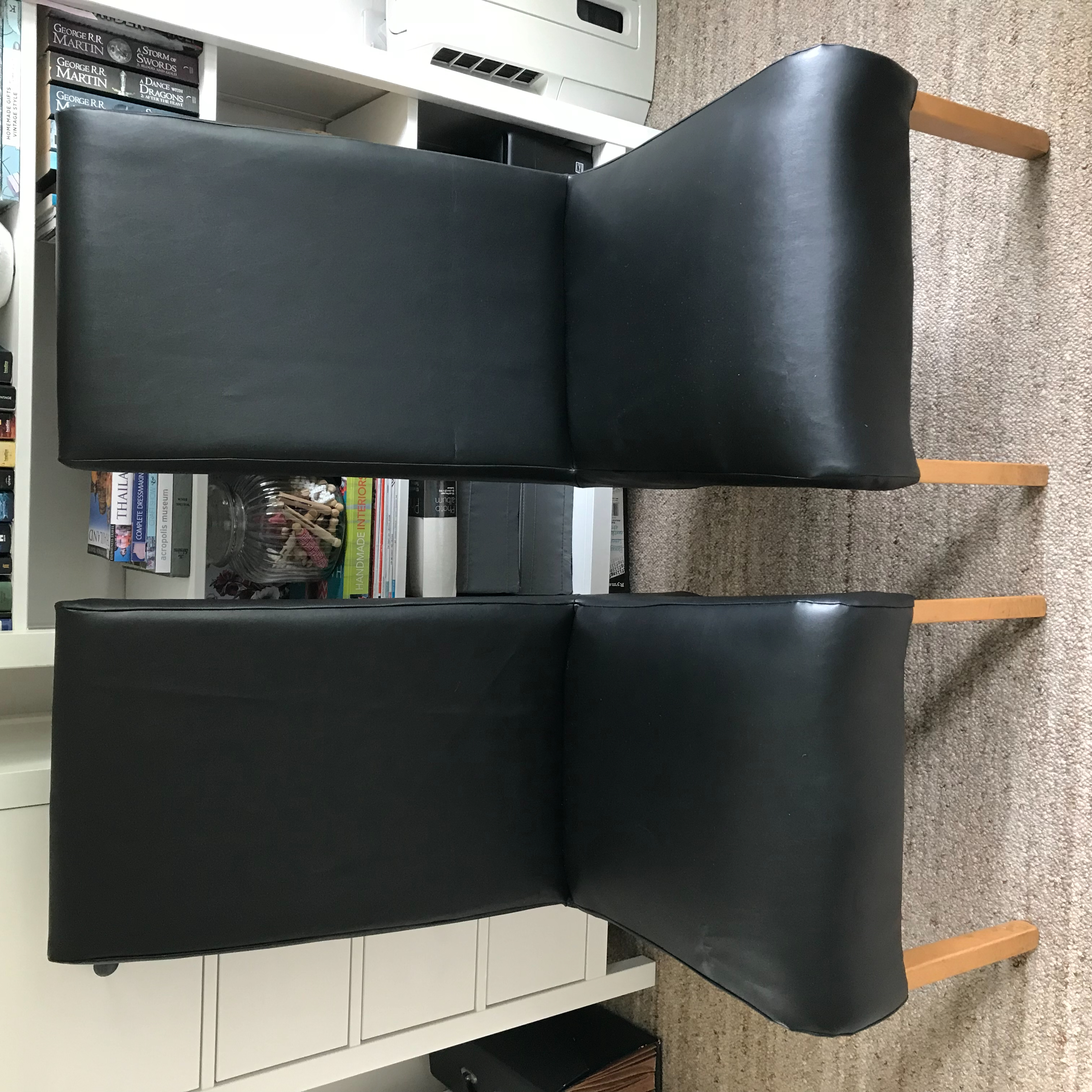Leatherette Dining