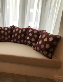 Bespoke Window Seat Cushion