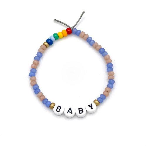 "Armband ""BABY"""