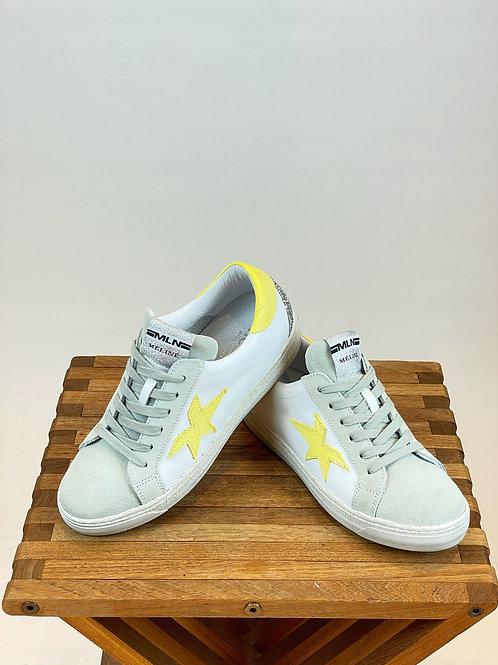 Sneaker gelber Stern Méliné