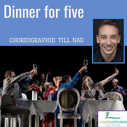 Dinner for Five - Till Nau.JPG