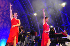 Maya Hakvoort Konzert Laxenburg