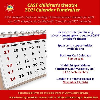 Copy of CAST children's theatre 2021 Cal