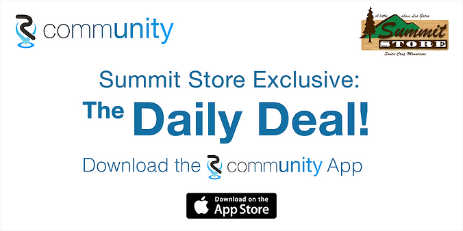Summit Store Daily Deals Banner New Bran