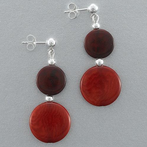 Pfps - 6 earrings in Silver