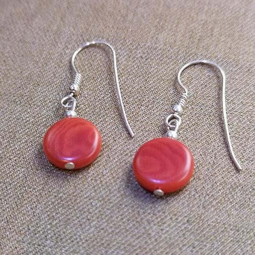 Moon Small earrings