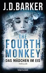 Barker_The_Fourth_Monkey_II_Das_Mädchen.