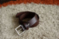 Men's formal leather belt online Pune