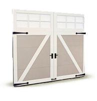 Coachman Garage Door