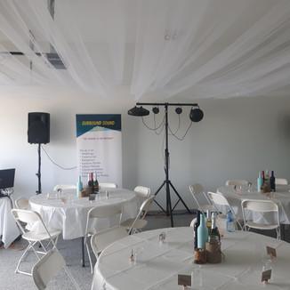 Basic Wedding Set up