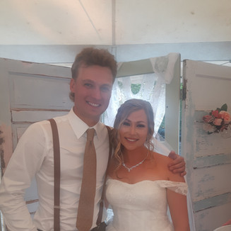 Elrose, Wedding 2021