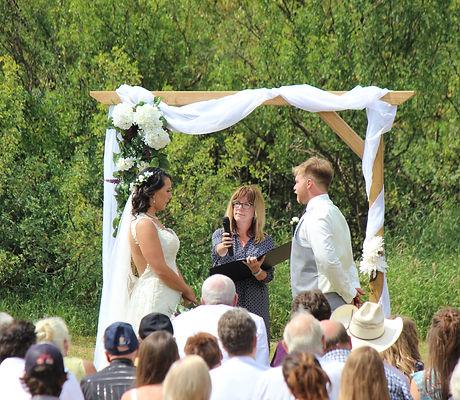 Eastend Wedding / Ceremony