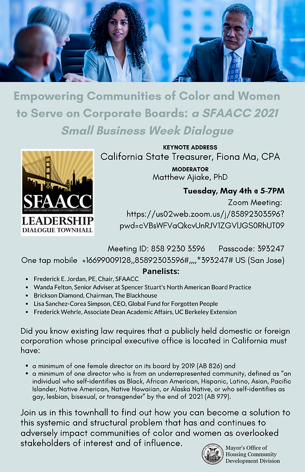 Empowering Communities of Color and Wome