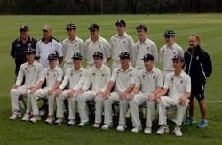 U17's Grand Final team