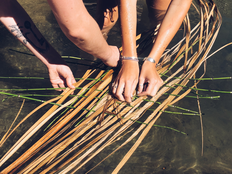 Performative Weaving