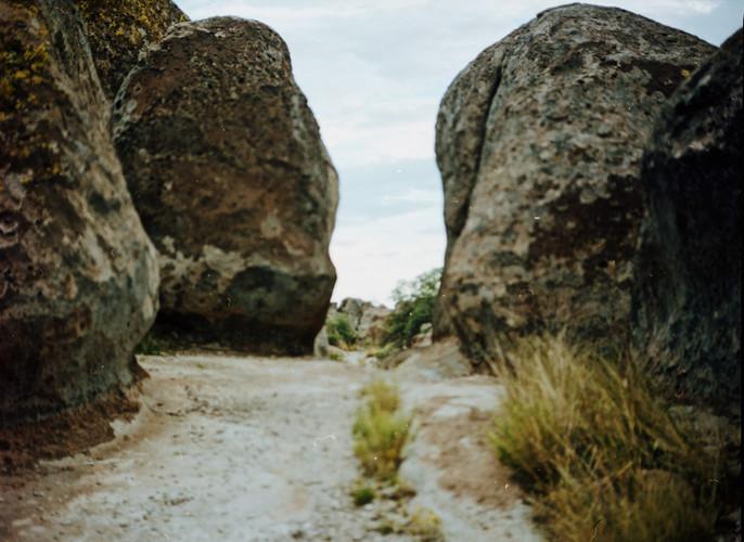 City of Rocks no. 1