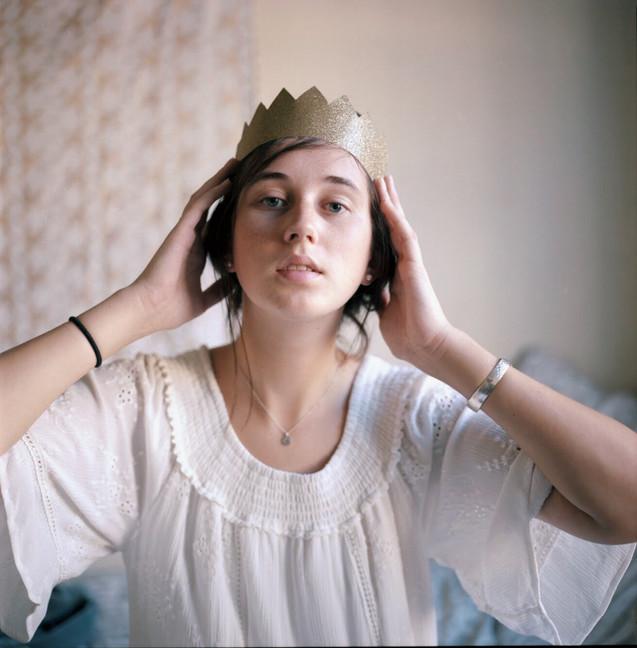 Queen of Peterborough (Self Portrait)