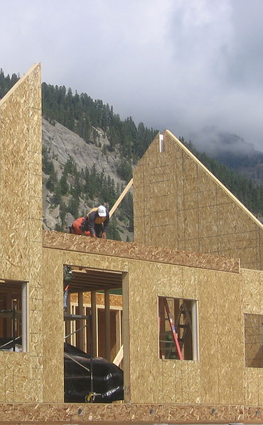 SIP home by Pagosa Springs home builder and general contractor, Silver Creek Custom Homes LLC