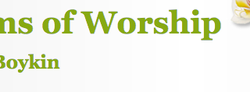 Streams of Worship