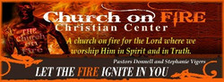 Church on Fire / Stephanie & Donnell Vigers