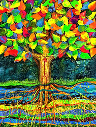 Roots-and-Branches by Lynda Finch