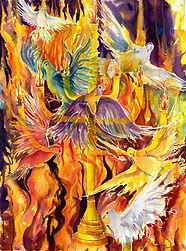 7 Fold Spirit by Lynda Finch