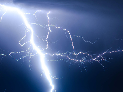 """I HAD AN ENCOUNTER WITH THE LORD AND I HEARD HIS VOICE THUNDER OVER MANY -""""RESTORED"""""""