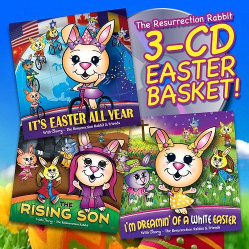 Easter Bundle (3 CD's)