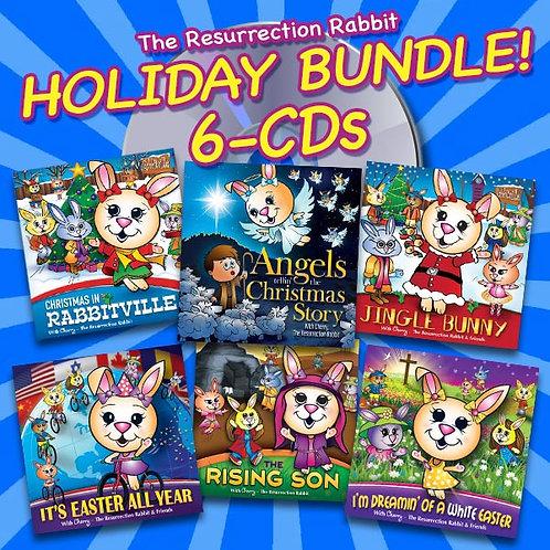 Holiday Bundle (6 CD's)