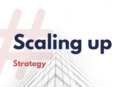 Scaling up Strategy