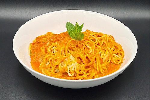 G91 / Spaghetti überbacken