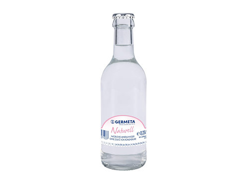 P2 / Mineralwasser Naturell 0,25 Liter
