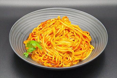 G87 / Spaghetti mit Tomatensauce
