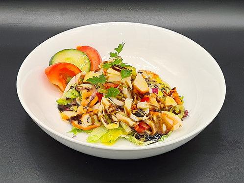 G14 / Meeresfrüchte-Salat (mit Weißbrot)