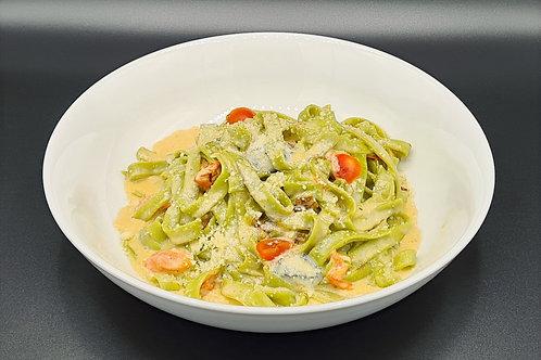 L52 / Fettuccine Verdi al Gorgonzola