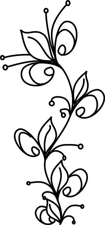 Funky Vine - Floral