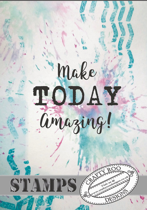 Mini - Make Today Amazing!
