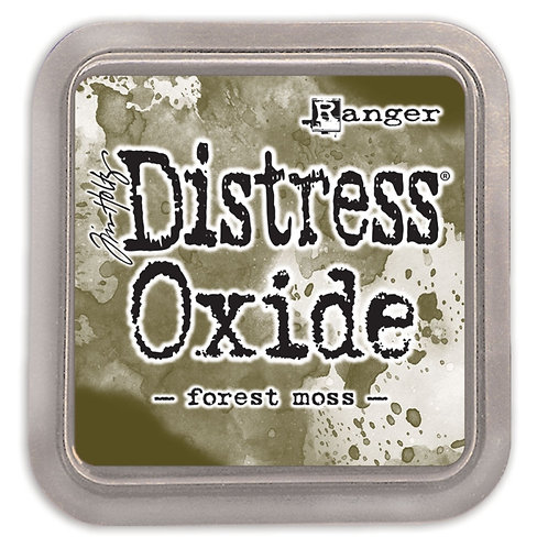 Forest Moss Distress Oxide