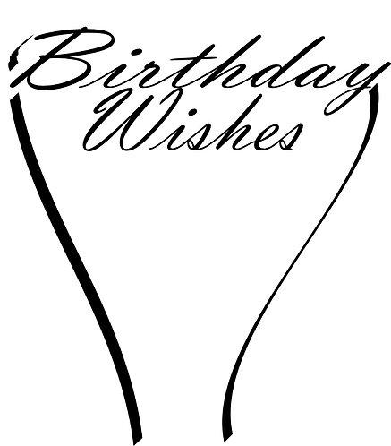 Bulb - Birthday Wishes