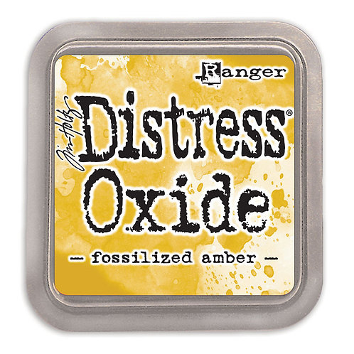 Fossilized Amber Distress Oxide